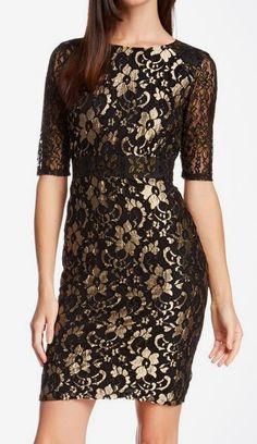 Twin Lace Dress