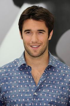 Josh Bowman Smiles For Photographers at the Festival, June 12, 2012