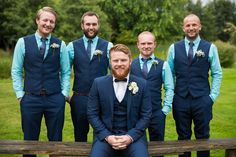 10 suit rules every groom should know © jameswardphotography.co.uk