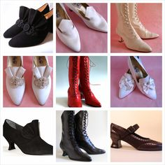 Peter Fox Shoes: Peter Fox Shoes Special Order Program, Sizes 4 to 12
