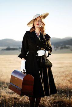 Kate Winslet in the film The Dressmaker