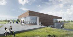 Multi-Purpose Sports Facility Building / MoederscheimMoonen Architects,Courtesy of MoederscheimMoonen Architects