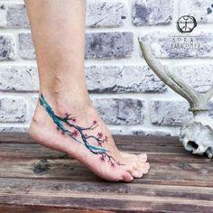 este_belo_p_de_aquarela_flor_da_tatuagem