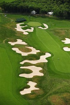 The Barclays 2012 at Bethpage Black Golf Course in Farmindale New York (Wallpaper)