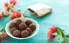 Gluten free cherry choc balls are the perfect gluten free addition at Christmas and other special celebrations.