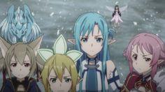 Sword Art Online - Kirito Harem