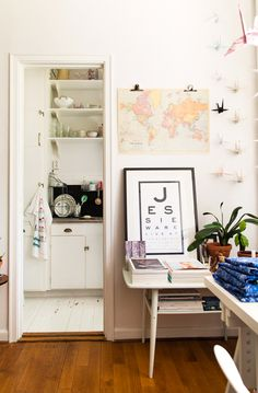 Home Interior Design Ideas and Styles › The bohemian home of a Swedish clothes designer Style At Home, Blueberry Home, Sweet Home, Scandinavian Home, Scandinavian Apartment, Home Fashion, My New Room, Interiores Design, Home Decor Inspiration