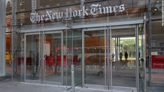 ICYMI: Controversial new NYT editorial board member out within hours