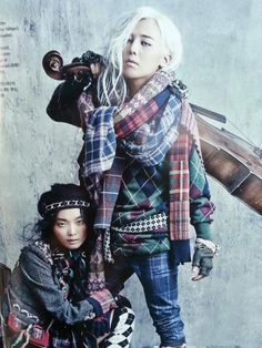 G-Dragon for #vogue #17thanniversary