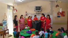 Sala de aulas em um Escola Primária em Alexandria, no Egito.  Fotografia: Islam90.