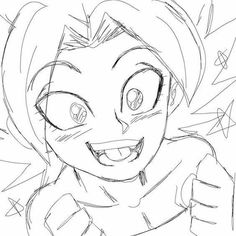 """ here's something to make you question your everything. + a reaction image caulifla :> "" Dragon Ball Gt, Dragon Ball Image, Fanart, Character Drawing, Character Design, Dibujos Anime Chibi, Ball Drawing, Manga Tutorial, Dragon Girl"