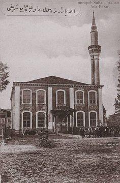 Adapazarı,  Orhan Camii (mosqué Sultan Orkhan)