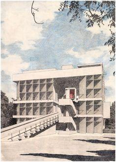 Palais de l'Association des Filateurs (by Takuro Yamamoto)