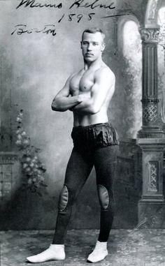 Mario Helne   ph. Gardnew (Boston, 1898)