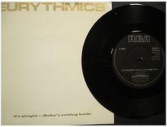 At £4.20  http://www.ebay.co.uk/itm/Eurythmics-Its-Alright-RCA-Records-7-Single-PB-40475-/251151461836