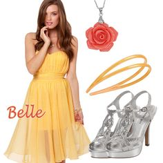 Disney Princess Halloween Costume Inspiration - Belle Halloween Costume Tinkerbell Costume Snow White Halloween Costume and Cinderella Halloween Costume.  sc 1 st  Pinterest & diy teen cinderella costume note to self remember this for ...