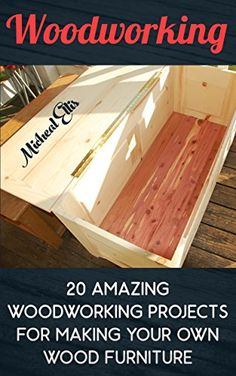 FREE TODAY Woodworking: 20 Amazing Woodworking Projects For Making Your Own Wood Furniture: (Household Hacks, DIY Projects, DIY Crafts,Wood Pallet Projects, Woodworking, ... recycled crafts, recycle reuse renew) by Micheal Ellis http://www.amazon.com/dp/