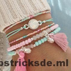 Armband Aus Perlen Selber Machen Gelang Perhiasan Dan Kalung