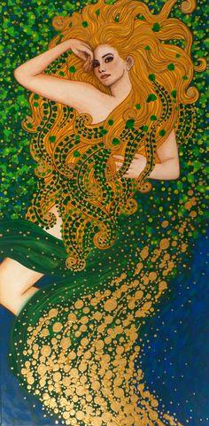 """""""Mädchen am Fluss"""" #EdlArt Pastell and acryl on canvas 50 x 100 cm Portrait, Painting, River, Pastel, Men Portrait, Painting Art, Portrait Illustration, Paintings, Paint"""