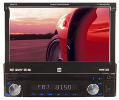 Special Offers - Dual XDVD1170 In-Dash 7-Inch Touchscreen DVD/MP3/WMA Car Stereo Receiver with Direct USB iPod Control and SD Card Reader - In stock & Free Shipping. You can save more money! Check It (April 30 2016 at 05:23PM) >> http://caraudiosysusa.net/dual-xdvd1170-in-dash-7-inch-touchscreen-dvdmp3wma-car-stereo-receiver-with-direct-usb-ipod-control-and-sd-card-reader/