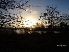 Foto - Google Foto's zonsopkomst nieuwielen 26-12-16
