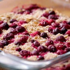 Easy Baked Oatmeal Recipe by Tasty
