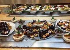 Yummy Desserts at Barceló Royale Beach, Sunny Beach, Bulgaria