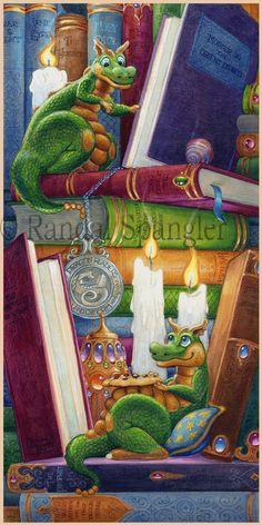 http://www.randalspangler.com/IMGoodBooksFriends.html