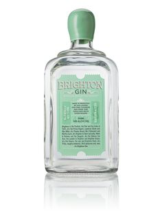 All these beautiful bottles are hand waxed using British wax by Helen and Kathy (Picture: Brighton Gin)
