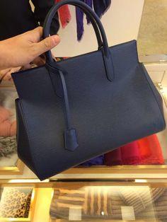 AUTHENTIC LOUIS VUITTON EPI MARLY MM BAG M94616 INDIGO Louis Vuitton Hat, Louis  Vuitton Sunglasses 36e532abed2