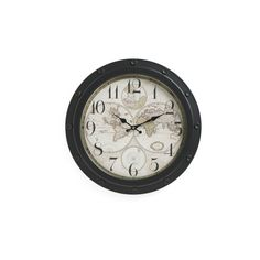 Map wall clock five oclock somewhere home and by shannybeebo map wall clock five oclock somewhere home and by shannybeebo 5600 map wall clocks pinterest wall clocks clocks and walls gumiabroncs Images