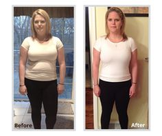 Kristie is a strong lady. She set her mind and she did it. She lost 21 lbs. Way to go Kristie!