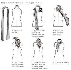 I've always wanted to know how to make one of those knots! Yay!