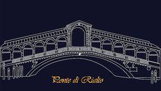 Gallery DigitalArt Italy Romantic Venice by Marina Usmanskaya  #MarinaUsmanskayaFineArtDigitalArt#Venice#Italy#FineArtPrint