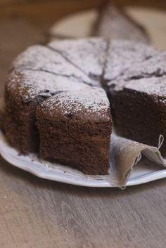 gâteau au chocolat  a préparer la veille