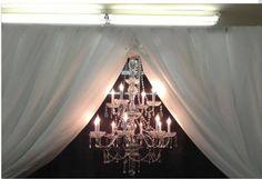 Beautiful Chandelier perfect for Weddings