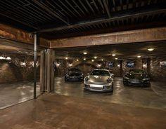 Dream Garage, Car Garage, Custom Garages, Million Dollar Homes, Mansions For Sale, Garage Storage, Luxury Real Estate, House, Lifestyle