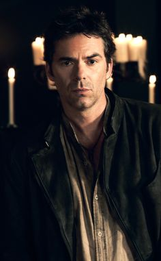 "Billy Burke. ""Miles Matheson"" from my favorite show, Revolution."