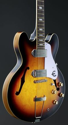 Epiphone Casino VS....the guitar my b/f wants.