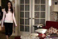 Spencer's closet