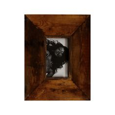 RUSTIC FRAMES | 30cm x 25cm Rustic Photo Frame in Natural Wood - Homeware - 5rooms.com