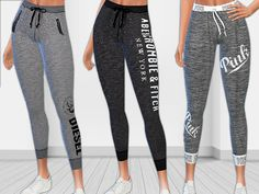 sims 4 cc // custom content clothing // the sims resource // Saliwa& Brands. - sims 4 cc // custom content clothing // the sims resource // Saliwa& Brands Athletic workout Track Pants Source by arwenstammann - The Sims 4 Pc, Sims Cc, Sims 4 Cc Eyes, Sims Mods, Vetements Clothing, Sims 4 Black Hair, Pelo Sims, Sims 4 Characters, Sims4 Clothes