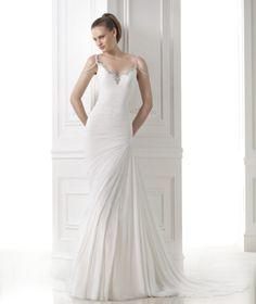 vestido de noiva pronovias coleção 2015 fashion MANDALAY #casarcomgosto