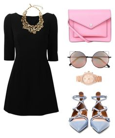 """""""Little black dress"""" by nathaliagoomes on Polyvore"""