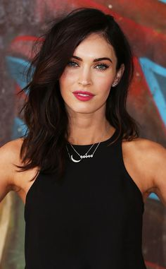 "Megan Fox Admits ""Being Beautiful"" Helps in Hollywood—Unless You're Beautiful and Funny, That Is  Megan Fox, Hair"