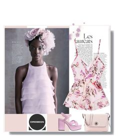 """""""DRESSIN"""" by fashion-all-around ❤ liked on Polyvore featuring Martha Stewart, H&M and dressin"""
