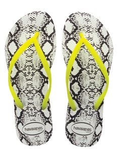 36433da79 Flip-flops - Hello Summer. Havaianas Yellow Havianas Flip Flops, Cute Flip  Flops