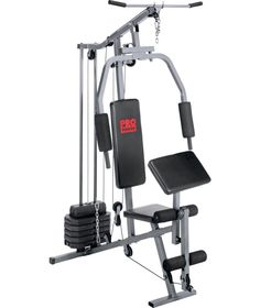 Buy Pro Power Home Gym at Argos.co.uk - Your Online Shop for Fitness equipment, Limited stock Sports and leisure, Multi-gyms.