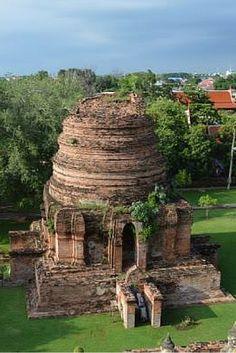 Ayuthaya in northern #Thailand. #Asia #travel