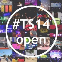 We can't wait for TeenStreet Europe to start! Follow the hashtag #ts14open on Instagram and Twitter to see all the latest updates from set-up week and the conference!